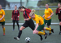 180701 Capital Women's Premier Football - BNU v Victoria University