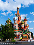 St. Basil's Cathedral - Exteriors