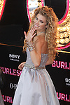 "ANNALYNNE MCCORD. World Premiere of Screen Gems' ""Burlesque,"" at Grauman's Chinese Theatre. Los Angeles, CA, USA. November 15, 2010. ©CelphImage."