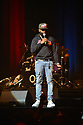 MIAMI, FL - DECEMBER 15: Comedian Chico Bean perform on stage during the 85 South improvs roasting and freestyles comedy show at James L. Knight Center on December 15, 2019 in Miami, Florida.  ( Photo by Johnny Louis / jlnphotography.com )