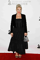 LOS ANGELES, CA - FEBRUARY 08: Pink at the MusiCares Person of the Year Tribute held at Los Angeles Convention Center, West Hall on February 8, 2019 in Los Angeles, California. <br /> CAP/MPI/IS<br /> &copy;IS/MPI/Capital Pictures