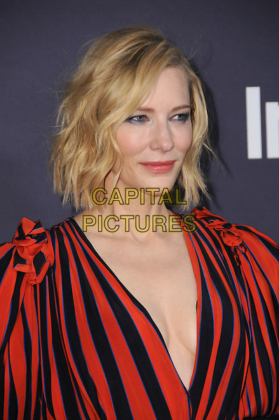 23 October  2017 - Los Angeles, California - Cate Blanchett. Third Annual &quot;InStyle Awards&quot; held at The Getty Center in Los Angeles. <br /> CAP/ADM/BT<br /> &copy;BT/ADM/Capital Pictures