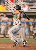 2007 Jamestown Jammers.Class-A affiliate of the Florida Marlins.New York-Penn League.Photo By:  Mike Janes