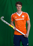 ARNHEM -  SAM VAN DER VEN , trainingsgroep Nederlands hockeyteam heren. COPYRIGHT KOEN SUYK