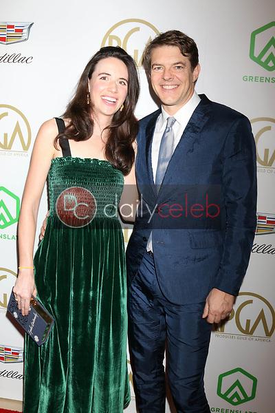 Lauren Schuker-Blum, Jason Blum<br /> at the 2019 Producer's Guild Awards, Beverly Hilton Hotel, Beverly Hills, CA 01-19-19<br /> David Edwards/DailyCeleb.com 818-249-4998