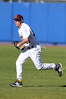 Central Michigan Chippewas Eric Wrozek #35 during a game vs. the Pittsburgh Panthers at Chain of Lakes Park in Winter Haven, Florida;  March 11, 2011.  Pittsburgh defeated Central Michigan 19-2.  Photo By Mike Janes/Four Seam Images