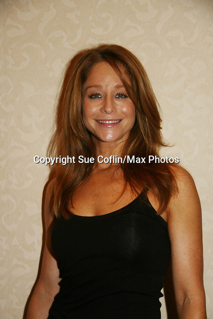 Jamie Luner - AMC attends All My Children Fan Luncheon on September 13, 2009 at the New York Helmsley Hotel, NYC, NY. (Photo by Sue Coflin/Max Photos)