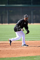 Jimmy Rollins - Chicago White Sox 2016 spring training (Bill Mitchell)