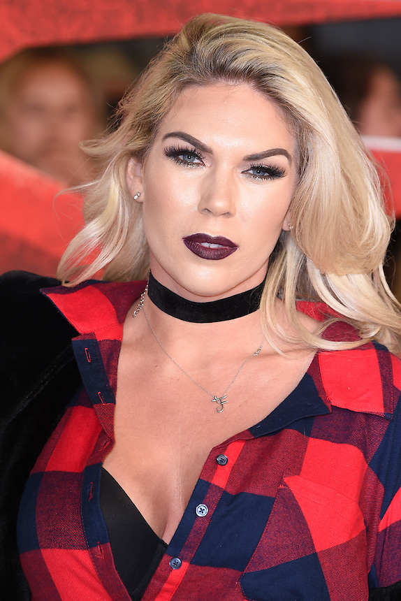 Frankie Essex<br /> at the &quot;xXx: Return of Xander Cage&quot; premiere at O2 Cineworld, Greenwich , London.<br /> <br /> <br /> &copy;Ash Knotek  D3216  10/01/2017