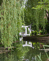 Water Garden, Grounds for Sculpture, Hamilton, New Jersey