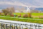Derek O'Halloran runners at the Kerry's Eye Tralee, Tralee International Marathon and Half Marathon on Saturday.