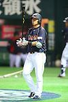 Hisayoshi Chono (JPN), .MARCH 6, 2013 - WBC : .2013 World Baseball Classic .1st Round Pool A .between Japan 3-6 Cuba .at Yafuoku Dome, Fukuoka, Japan. .(Photo by YUTAKA/AFLO SPORT) [1040]