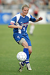 11 June 2003: Unni Lehn of Norway. The Carolina Courage defeated the Washington Freedom 3-0 at SAS Stadium in Cary, NC in a regular season WUSA game..Mandatory Credit: Scott Bales/Icon SMI