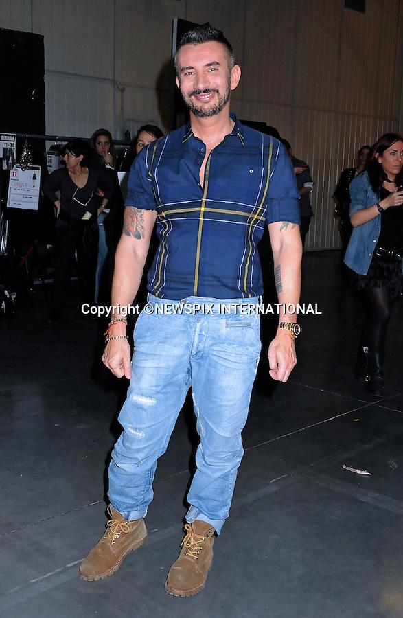"GAETANO NAVARRA.Autumn 2010/2011 Collection, Milan Fashion Show, Milano_25/02/2010.Mandatory Credit Photo: ©NEWSPIX INTERNATIONAL..**ALL FEES PAYABLE TO: ""NEWSPIX INTERNATIONAL""**..IMMEDIATE CONFIRMATION OF USAGE REQUIRED:.Newspix International, 31 Chinnery Hill, Bishop's Stortford, ENGLAND CM23 3PS.Tel:+441279 324672  ; Fax: +441279656877.Mobile:  07775681153.e-mail: info@newspixinternational.co.uk"