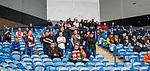 06.10.2019 Rangers v Hamilton: Hamilton fans