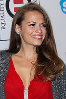 "BEVERLY HILLS, CA - NOVEMBER 04: Actress Bethany Joy Lenz arrives at the Equality Now Presents ""Make Equality Reality"" Event held at the Montage Beverly Hills on November 4, 2013 in Beverly Hills, California. (Photo by Xavier Collin/Celebrity Monitor)"