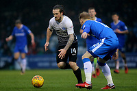 Jack Marriott of Peterborough United in action during Gillingham vs Peterborough United, Sky Bet EFL League 1 Football at the MEMS Priestfield Stadium on 10th February 2018