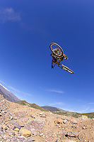 Chris Smith..Alpujarra region , Spain , April 2007..pic copyright Steve Behr / Stockfile