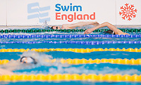 Picture by Allan McKenzie/SWpix.com - 14/12/2017 - Swimming -Swim England Winter Champs - Ponds Forge International Sports Centre - Sheffield, England - Swim England, branding.