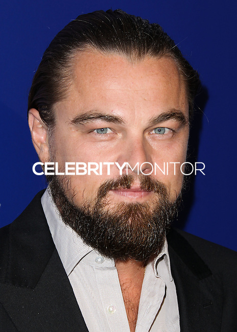 LAGUNA BEACH, CA, USA - AUGUST 16: Leonardo DiCaprio arrives at the 7th Annual Oceana's Annual SeaChange Summer Party on August 16, 2014 in Laguna Beach, California, United States. (Photo by Xavier Collin/Celebrity Monitor)