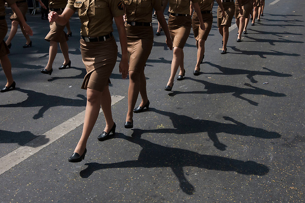 Belo Horizonte_MG, 07 de Setembro de 2010.<br /> <br /> BDI<br /> <br /> Comemoracoes do dia da Independencia na Avenida Afonso Pena.<br /> <br /> Foto: MARCUS DESIMONI / NITRO