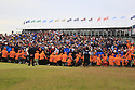 Spectators during the final round of the 146th Open Championship played at Royal Birkdale, Southport,  Merseyside, England. 20 - 23 July 2017 (Picture Credit / Phil Inglis)