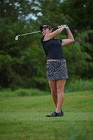 Amelia Lewis (USA) watches her tee shot on 12 during round 1 of  the Volunteers of America LPGA Texas Classic, at the Old American Golf Club in The Colony, Texas, USA. 5/4/2018.<br /> Picture: Golffile | Ken Murray<br /> <br /> <br /> All photo usage must carry mandatory copyright credit (&copy; Golffile | Ken Murray)