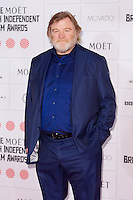 Brendan Gleeson arriving for the Moet British Independent Film Awards 2014, London. 07/12/2014 Picture by: Alexandra Glen / Featureflash