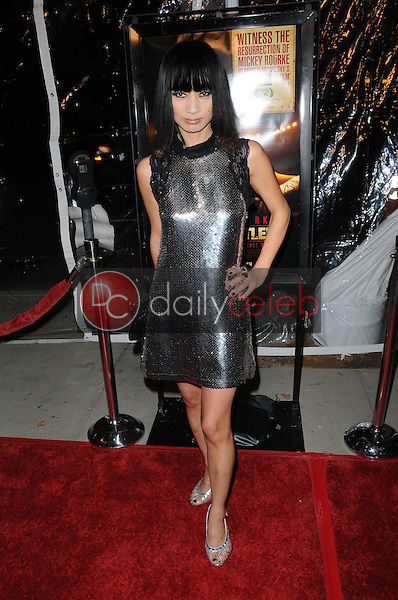 Bai Ling <br /> at the Los Angeles Premiere of 'The Wrestler'. The Academy Of Motion Arts &amp; Sciences, Los Angeles, CA. 12-16-08<br /> Dave Edwards/DailyCeleb.com 818-249-4998