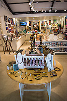The gift shop at Hawaii Tropical Botanical Garden in Papa'ikou near Hilo, Big Island of Hawai'i.
