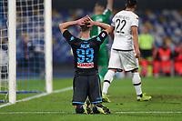 Arkadiusz Milik of Napoli dejection<br /> Napoli 14-12-2019 Stadio San Paolo <br /> Football Serie A 2019/2020 <br /> SSC Napoli - Parma Calcio 1913<br /> Photo Cesare Purini / Insidefoto
