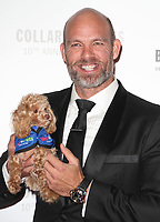 James Crossley at the Collars &amp; Coats Gala Ball 2018 at Battersea Evolution, Battersea Park, London on Thursday 1st November 2018<br /> CAP/JIL<br /> &copy;JIL/Capital Pictures
