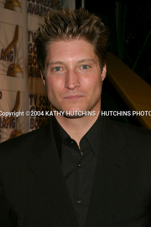 ©2004 KATHY HUTCHINS / HUTCHINS PHOTO.THE GOLDEN BOOMERANG AWARDS 2004.PRESENTED BY TV SOAP MAGAZINE OF AUSTRALIA.JANUARY 23,  2004..SEAN KANAN.