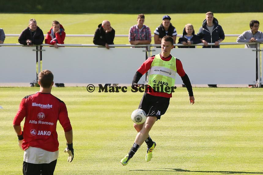 Alexander Madlung - Eintracht Frankfurt Training, Commerzbank Arena