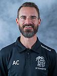 UTRECHT -  coach Alexander Cox (Kampong) ,  Kampong Heren I , seizoen 2019/2020. COPYRIGHT KOEN SUYK