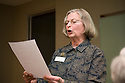 Mary Davey, co-founder and board member, Midpeninsula Regional Open Space District (MROSD). This forum entitled Strategies for a Sustainable Santa Clara County: Developing Goals and Planning Tools was held at the Silicon Valley Community Foundation (SVCF) in Mountain View, CA from 9 AM to Noon on 1/25/2008. The event was sponsored by Leagues of Women Voters of Santa Clara County and Office of County Supervisor Liz Kniss.