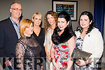 Styling Santa<br /> ------------------<br /> all ready for the Lee Strand Christmas party in the Meadowlands hotel, Tralee last Saturday night were L-R Brendan Kirby, Noreen O'Neill, Kelly Robbins with Sizanne, Carina&amp;Mairead O'Sullivan.