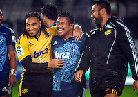 150523 Super Rugby - Blues v Hurricanes