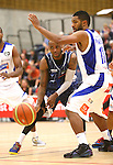 Josh Pace in action,NBL Basketball Fico Finance Nelson Giants v Wellington Saints 4th April 2014,Evan Barnes / Shuttersport.