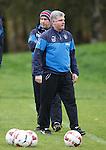 Ian Durrant and Kenny McDowall