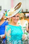 Kirstin McKenzie Vass pictured at Galway Races ladies day on Thursday at Ballybrit racecourse.