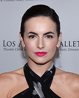 April 11, 2019 - Beverly Hills, California - Camilla Belle. Los Angeles Ballet Gala 2019 held at The Beverly Hilton Hotel. <br /> CAP/ADM/BB<br /> &copy;BB/ADM/Capital Pictures