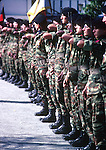 French soldiers in. Noumea. South Pacific. 1980