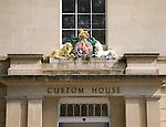 Coat of Arms, Custom House, Bristol