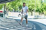 23.06.2020, Trainingsgelaende am wohninvest WESERSTADION,, Bremen, GER, 1.FBL, Werder Bremen Training, im Bild<br /> <br /> Philipp Bargfrede (Werder Bremen #44)<br /> <br /> Foto © nordphoto / Kokenge