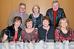 Having a great time at the Darby O'Gill's Lissivigeen Community Alert Christmas Party last Friday night were Mary Culloty, Ann Cronin, Kitty Brennan, Anne McCarthy, Seamus Clifford, Ella Clifford and Brendan McCarthy.