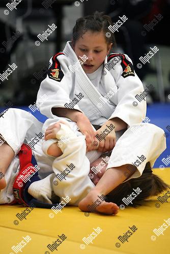 2010-02-14 / Judo / VK Judo Herentals / Evelien Cappaert..Foto: mpics