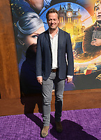 LOS ANGELES, CA. September 16, 2018: Nathan Barr at the premiere for &quot;The House With A Clock In Its Walls&quot; at TCL Chinese Theatre.<br /> Picture: Paul Smith/Featureflash