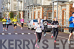 Juliette Ward, Laura Daly, Caroline Hallissey at the Valentines 10 mile road race in Tralee on Saturday.
