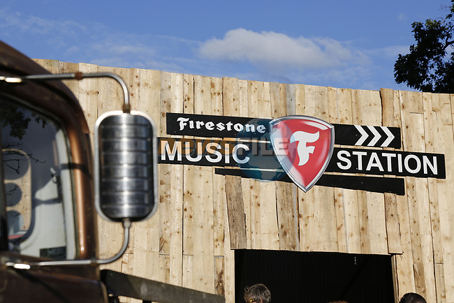 at the Firestone Stage at Vantastival at Beaulieu House, Drogheda, Co Louth.<br /> Picture Newsfile | Fran Caffrey